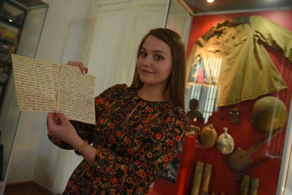 Продолжается сбор писем фронтовиков, участников Великой Отечественной войны