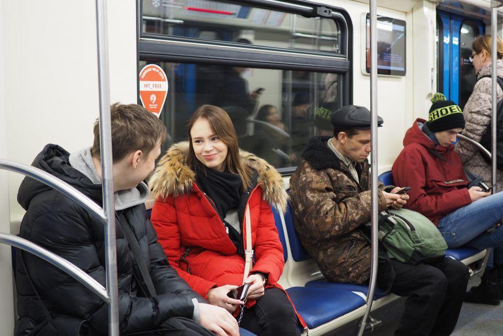 Более 90 процентов москвичей одобрили проект «Аромат в метро»