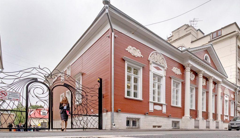 Фасад жилого дома в Хамовниках отремонтируют