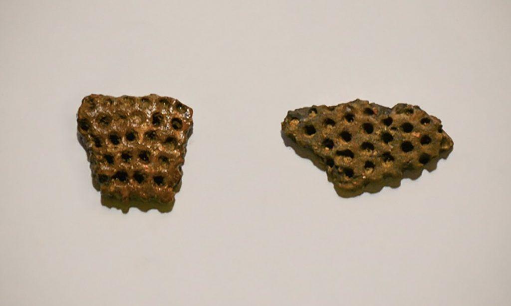 Археологи нашли фрагменты древнего сосуда в районе Гоголевского бульвара