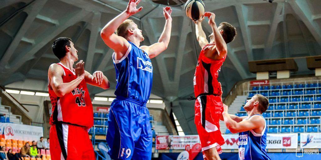 Городские соревнования по стритболу состоятся в Тверском районе. Фото: сайт мэра Москвы