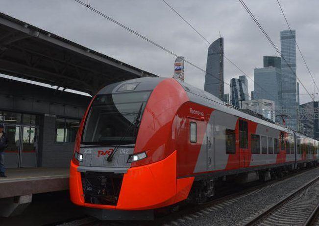Поезда Московского центрального кольца перейдут на зимний режим работы. Фото: Александр Казаков, «Вечерняя Москва»