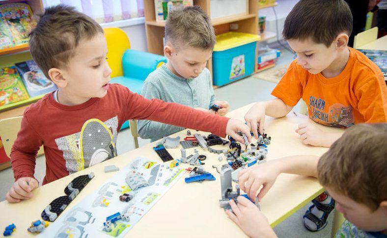 В Москве увеличен норматив финансирования детских садов и школ. Фото: сайт мэра Москвы