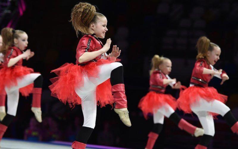 На грани с тяжелым спортом: искусство танца рок-н-ролл