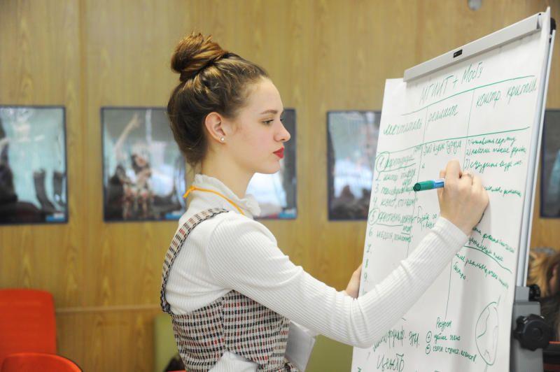 Активисты Молодежной палаты района Якиманка обсудят план мероприятий на конец 2019 года