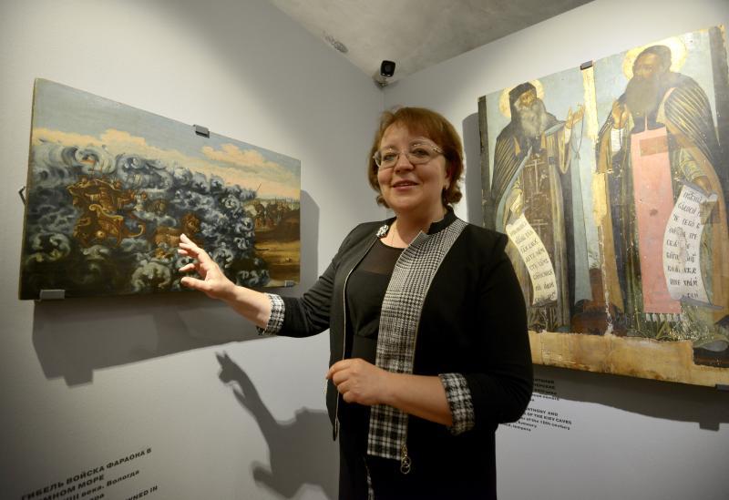 Жителей столицы пригласили на выставку в Музей Рублева