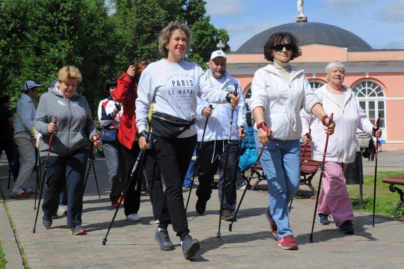 Спортивное мероприятие организуют в Красносельском районе