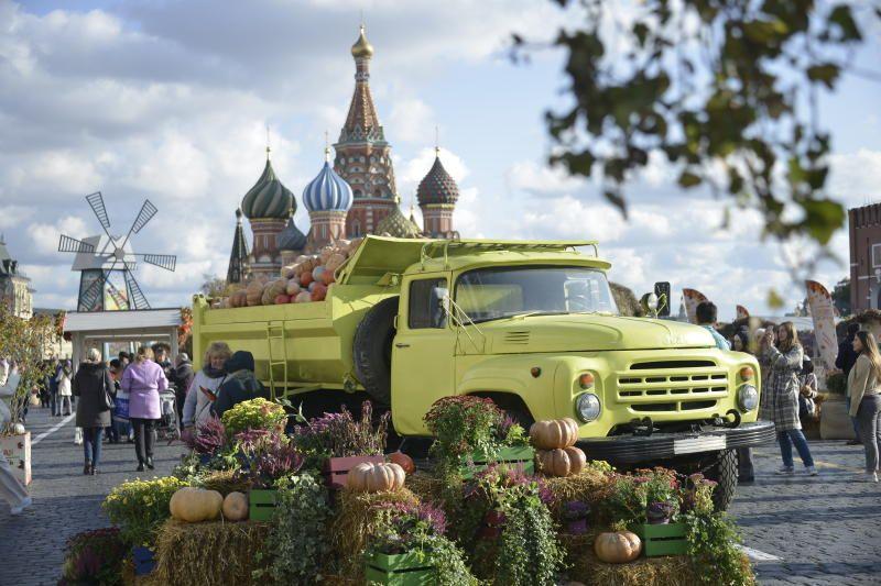 Фестиваль «Золотая осень» завершился в Москве