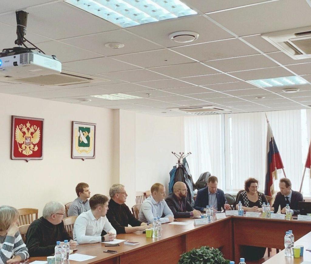 Кадастровая палата по Москве провела консультационный семинар для кадастровых инженеров