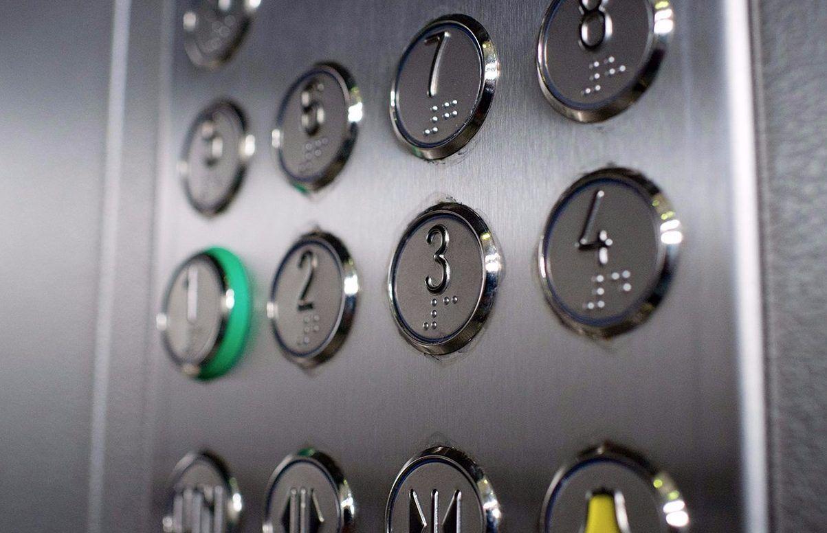 Новый лифт установят в здании в Потаповском переулке