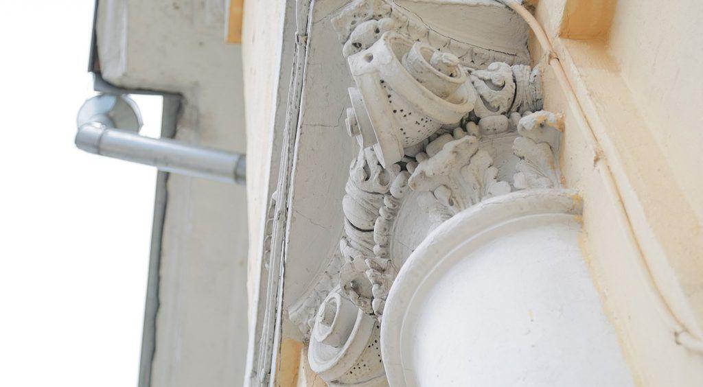 Косметический ремонт в здании филиала «Наш Арбат» завершат в ноябре