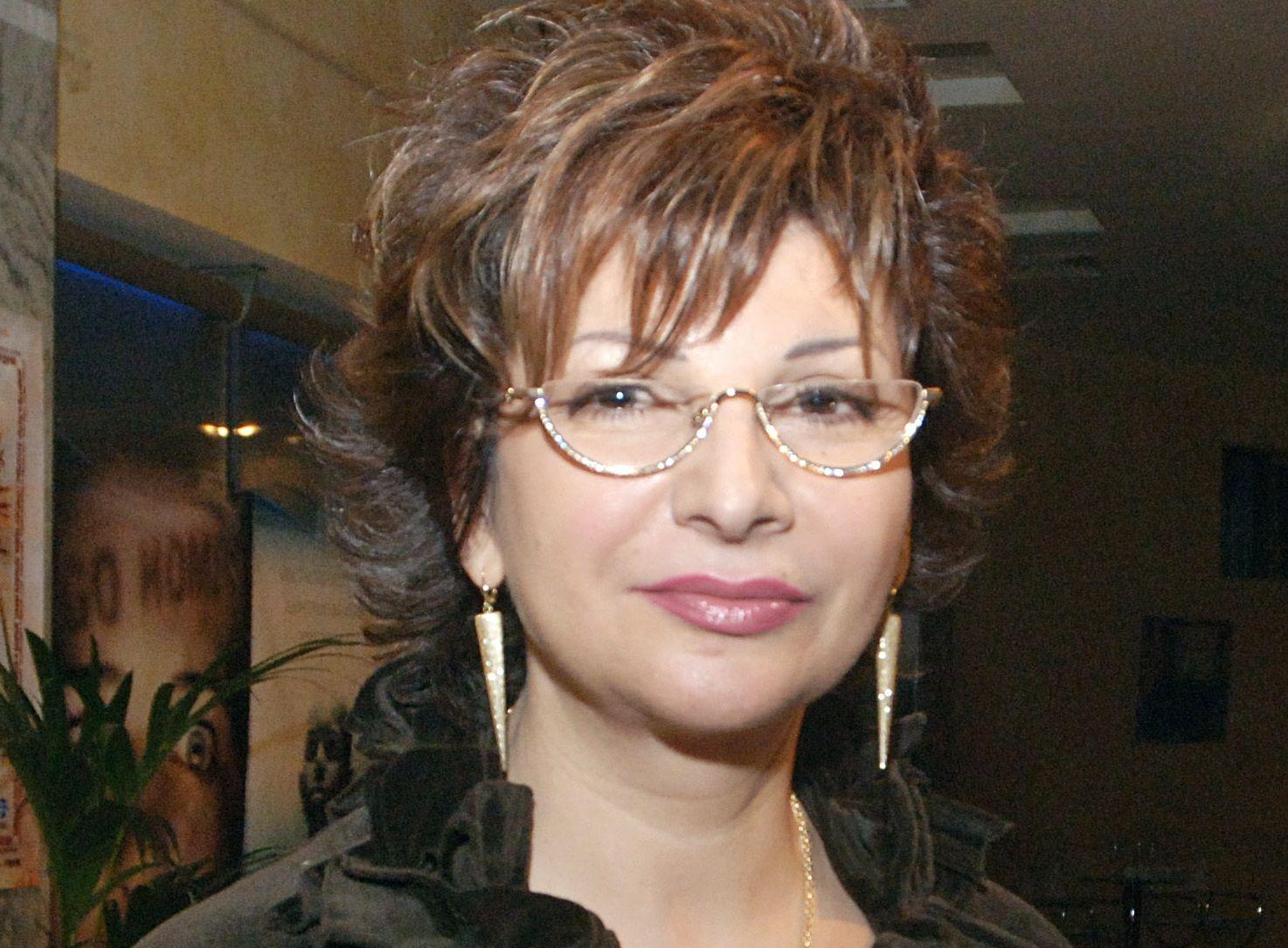 Народная артистка России Роксана Бабаян уверена: если Москва случилась в вашей жизни — это не просто так. Фото: Александр Саверкин/ ТАСС
