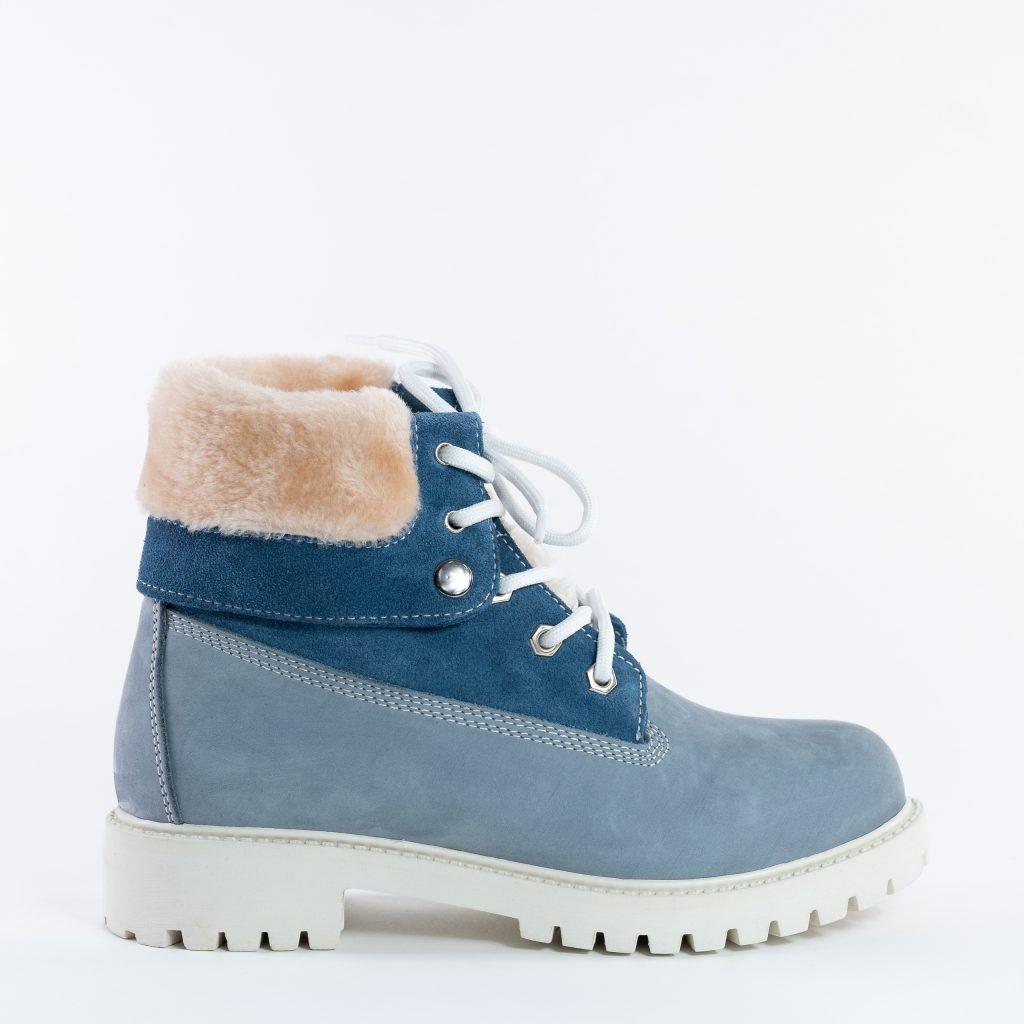Правильная обувь для «розовой» зимы