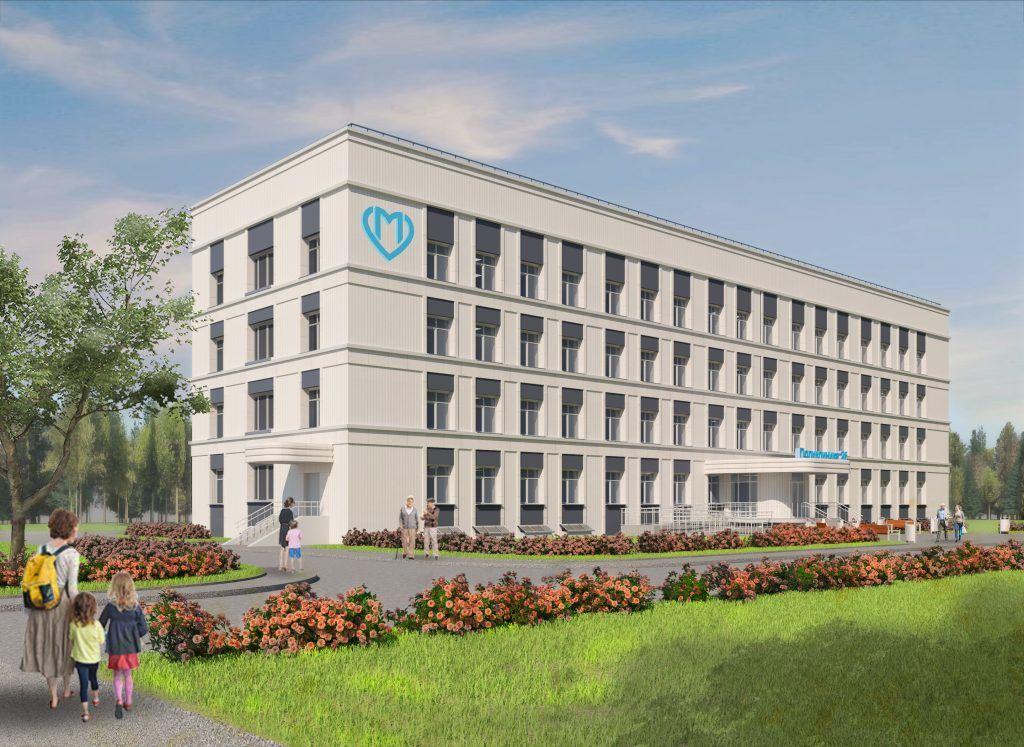 Сотрудники центров госуслуг расскажут о капитальном ремонте поликлиник
