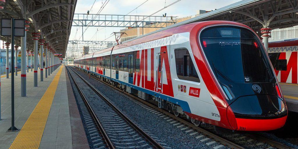 МЦД-2 ввели в график после задержания поезда пассажирами