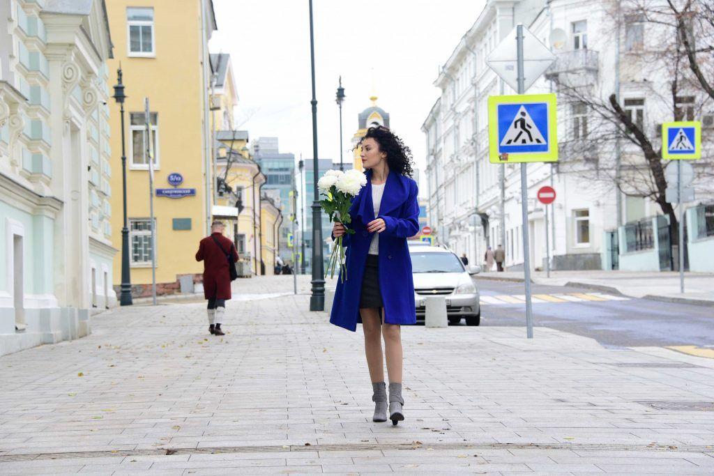 Москвичей ожидает потепление в субботу