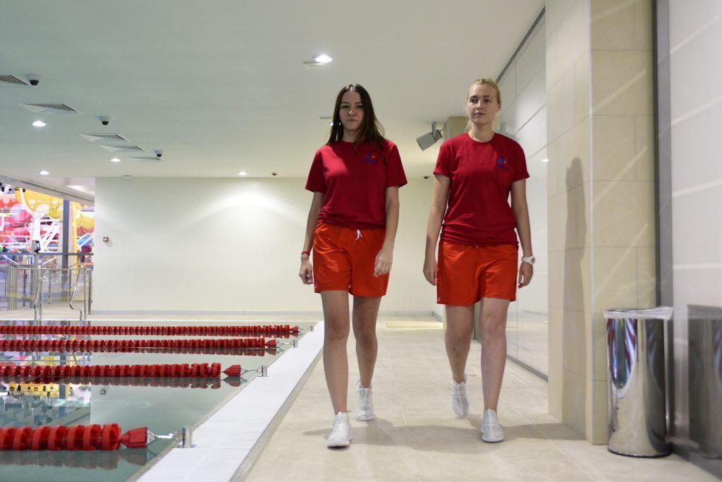 Дворец водных видов спорта в «Лужниках» открыли для посетителей