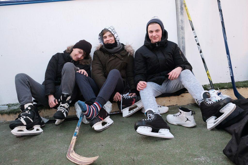 Зима на ВДНХ начнется с Дня хоккея