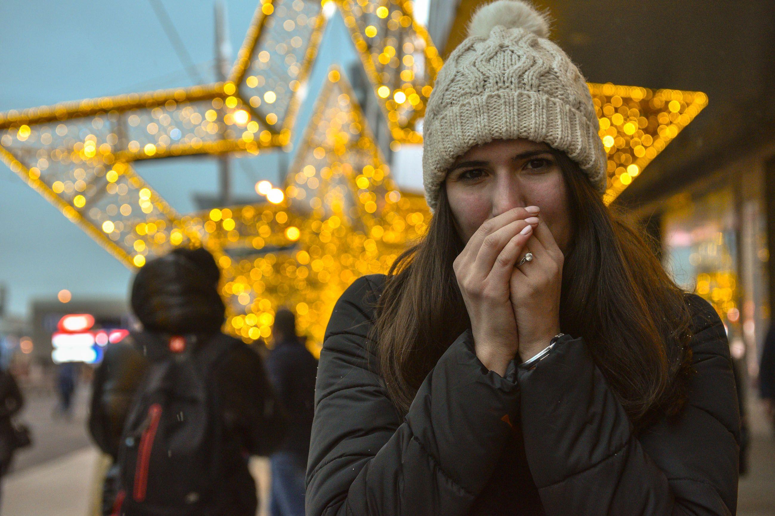 Москвичей ожидает небольшое потепление. Фото: архив, «Вечерняя Москва»