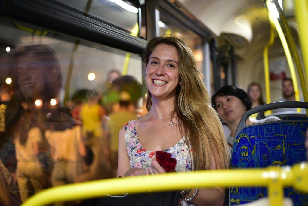Ночные автобусы совершили более миллиона поездок с начала года