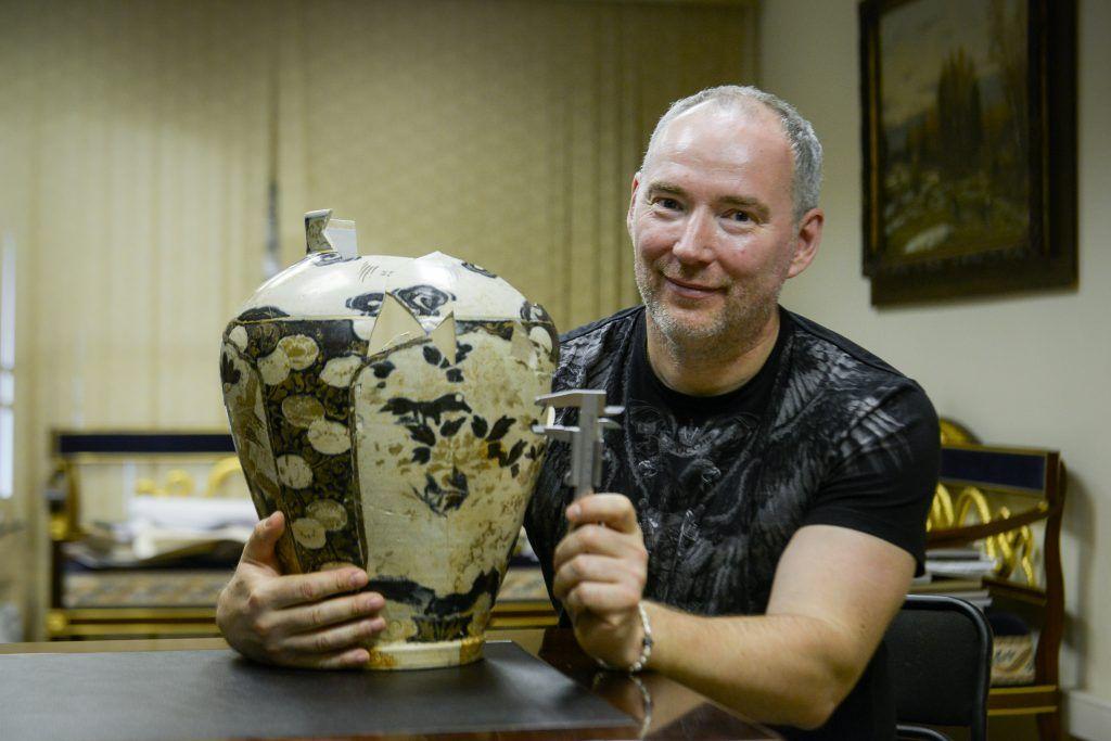 Московские археологи рассказали о лучших находках за год