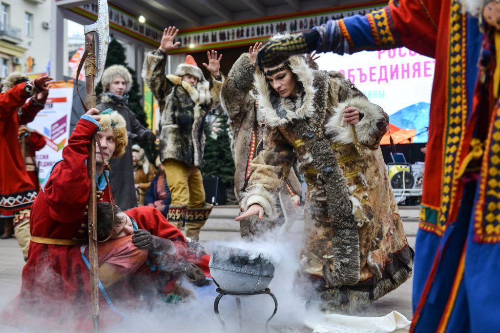 День народного единства отметят в парках Москвы