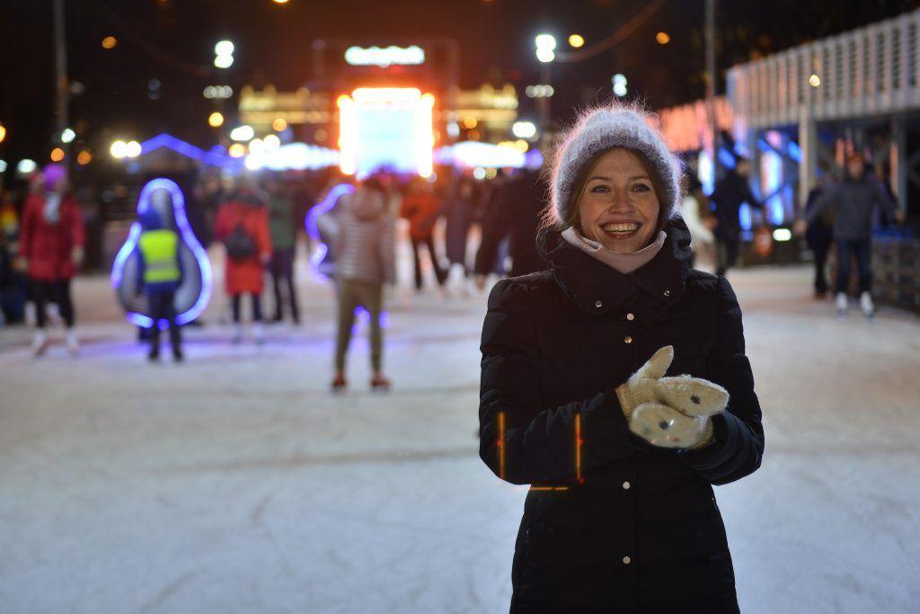 Москва подготовила почти четыре тысяч катков, лыжных трасс и игровых площадок