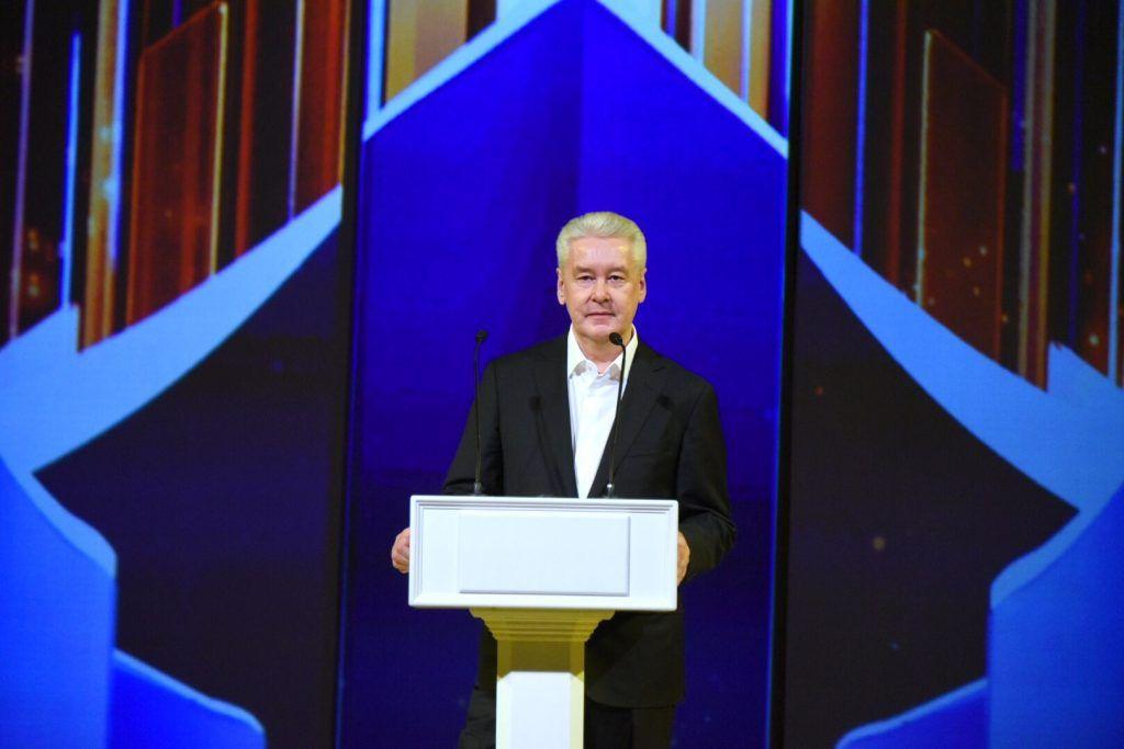 Сергей Собянин поздравил Московский планетарий с 90-летием