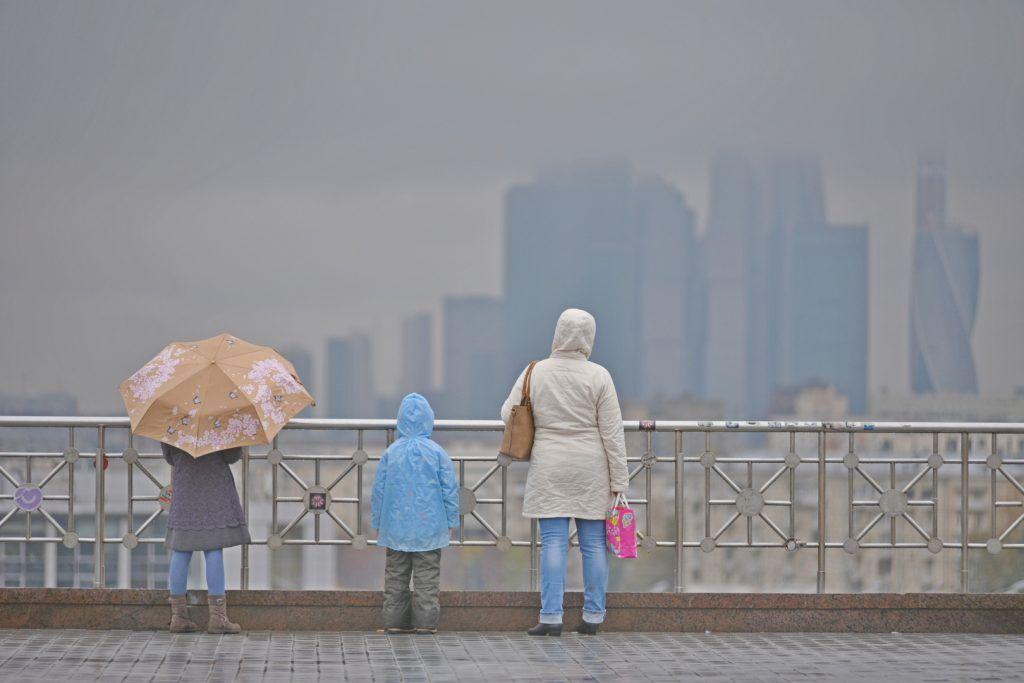 Московский вторник принесет 11 градусов мороза