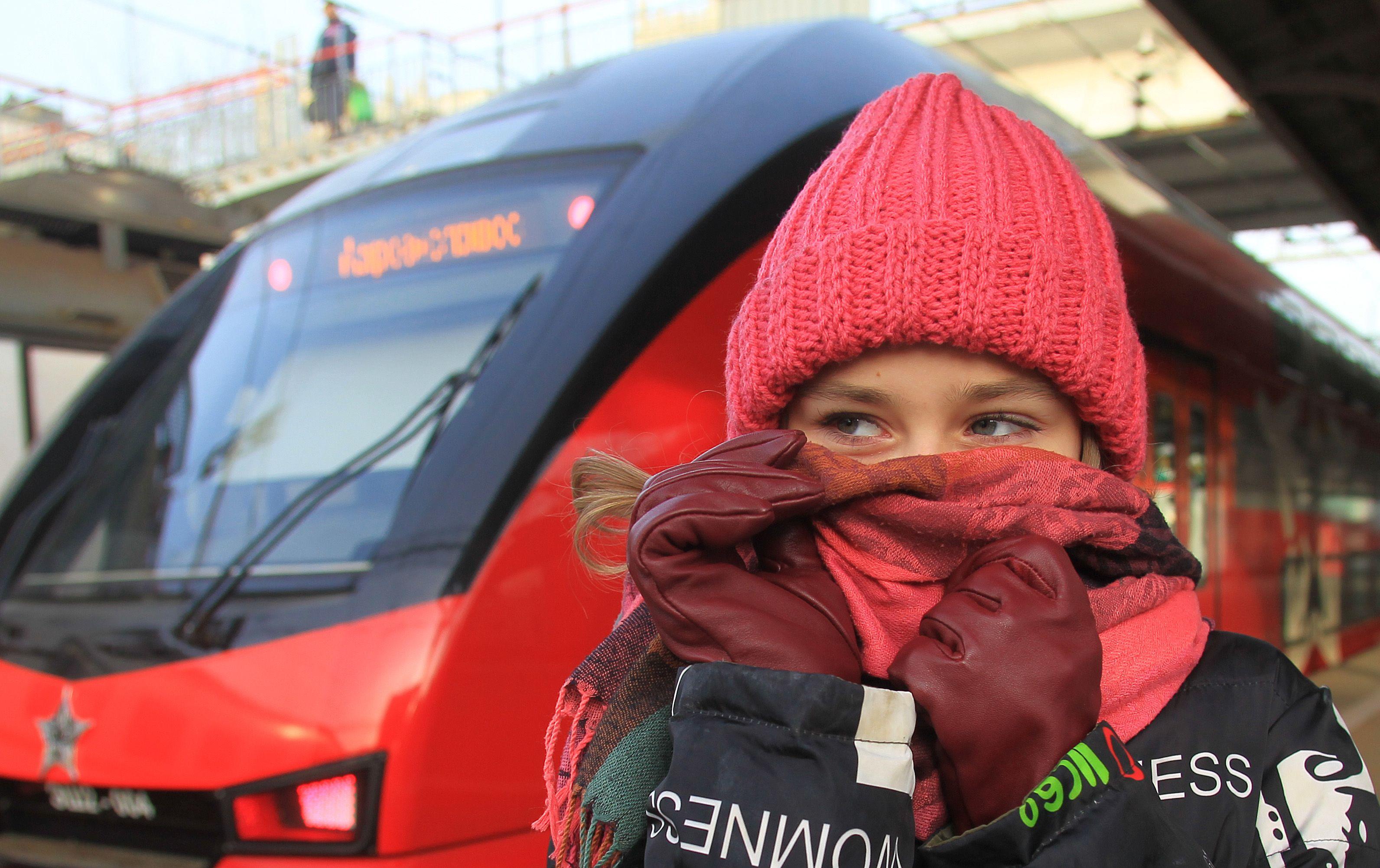 Москвичей ожидает холодное завершение осени.Фото: архив, «Вечерняя Москва»