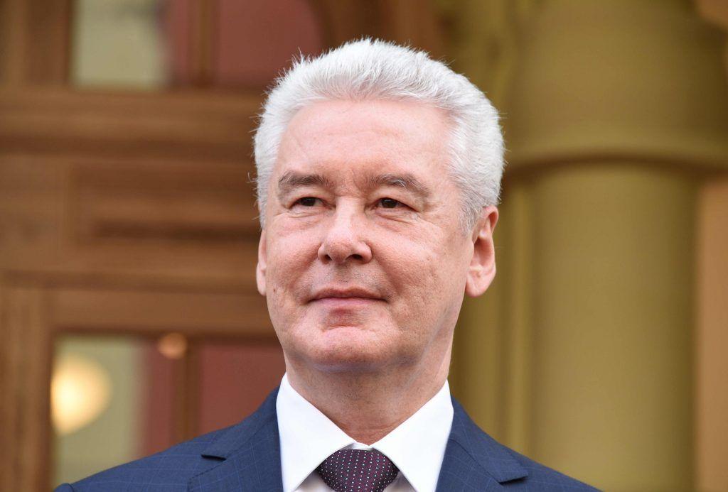 Сергей Собянин открыл новое здание «Мосгаза» в центре Москвы