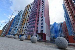 Здесь живут 33 тысячи горожан. Фото: Владимир Новиков