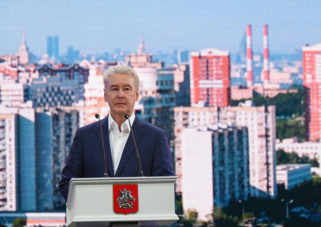 Сергей Собянин посетил Московские центральные диаметры перед открытием