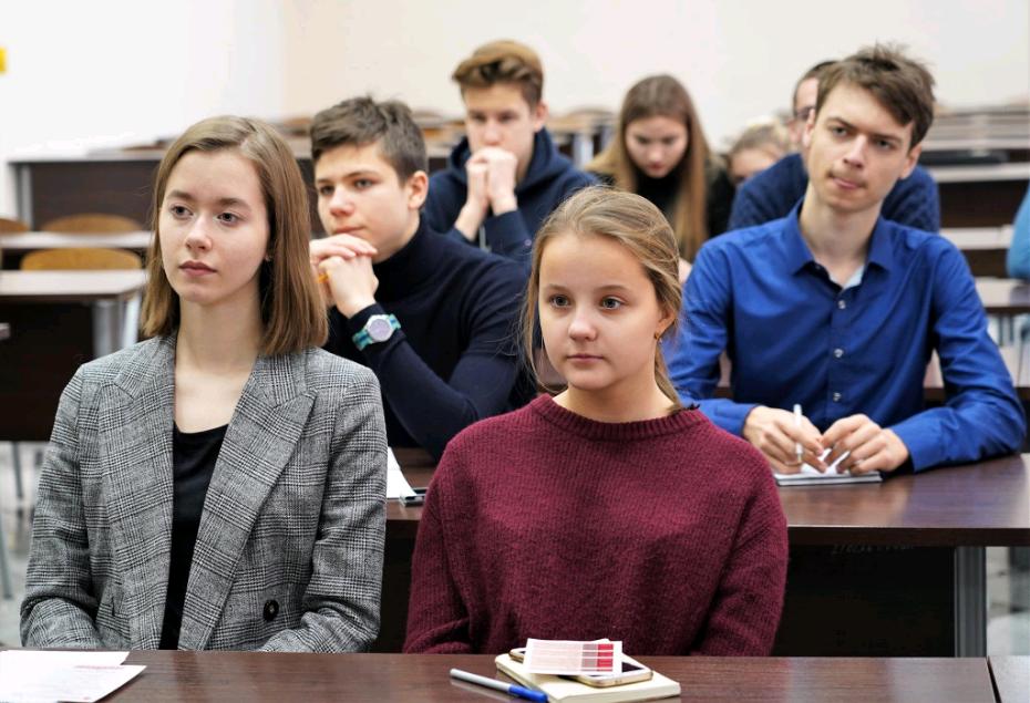 Лекции и мастер-классы организовали в рамках проекта «Университетские субботы» в университете имени Кутафина
