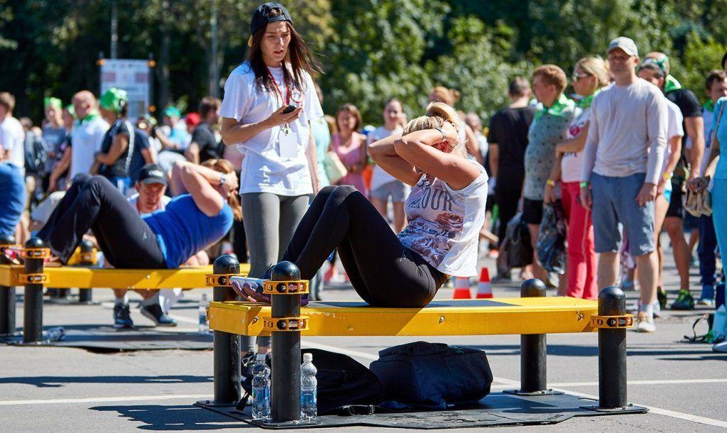 Москвичи приняли участие в краудсорсинг-проекте «Город спорта»