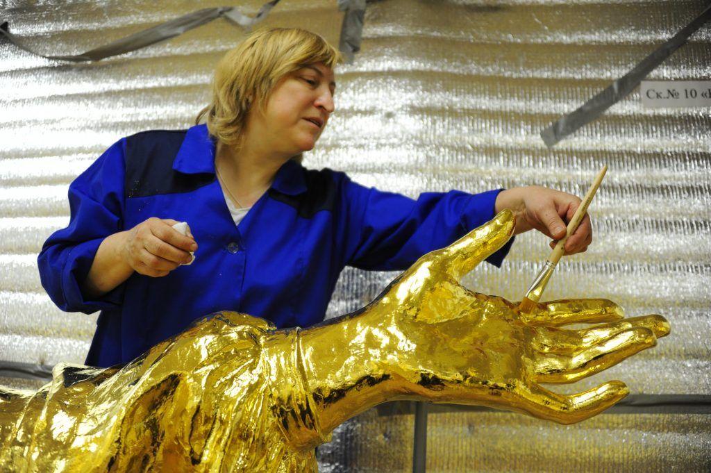 Фонтан «Дружба народов» стал лучшим объектом реставрации в Москве