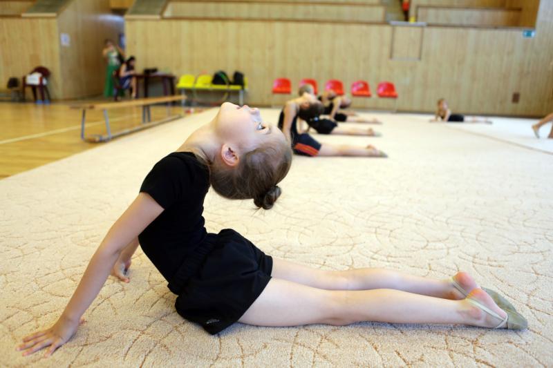 Ученики из школы Мещанского района примут участие в спортивных соревнованиях. Фото: архив, «Вечерняя Москва»
