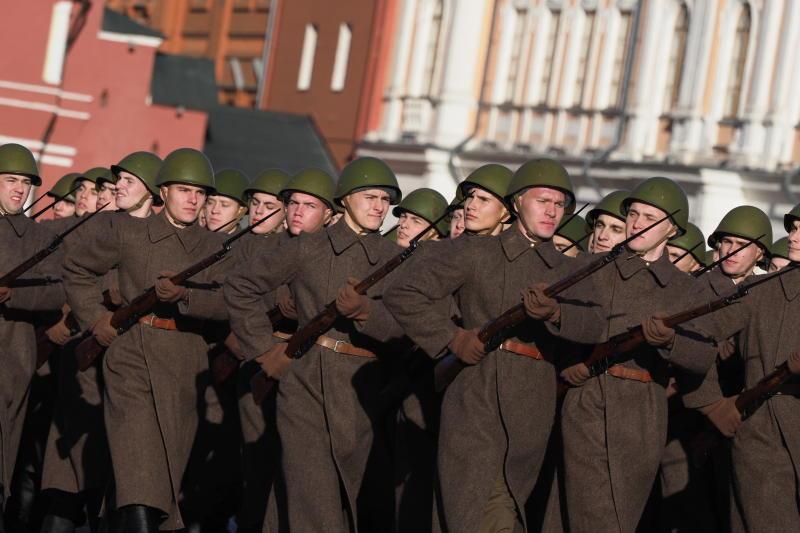 Битва за Москву: 78 лет со дня военного парада 1941 года