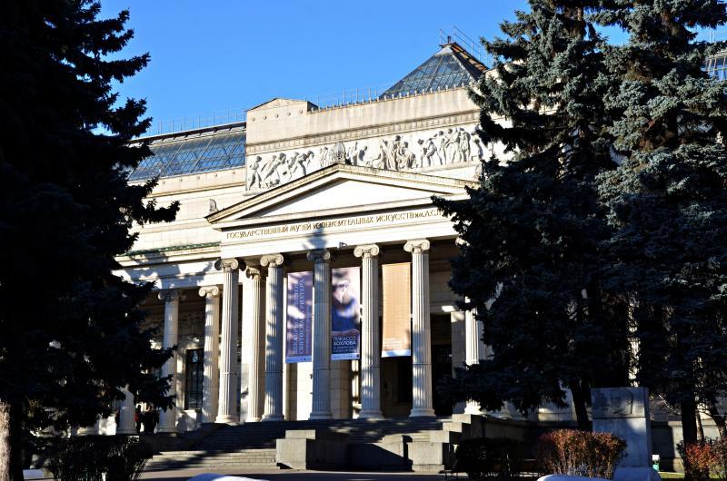 Открытие Международного музыкального фестиваля состоится в Пушкинском музее