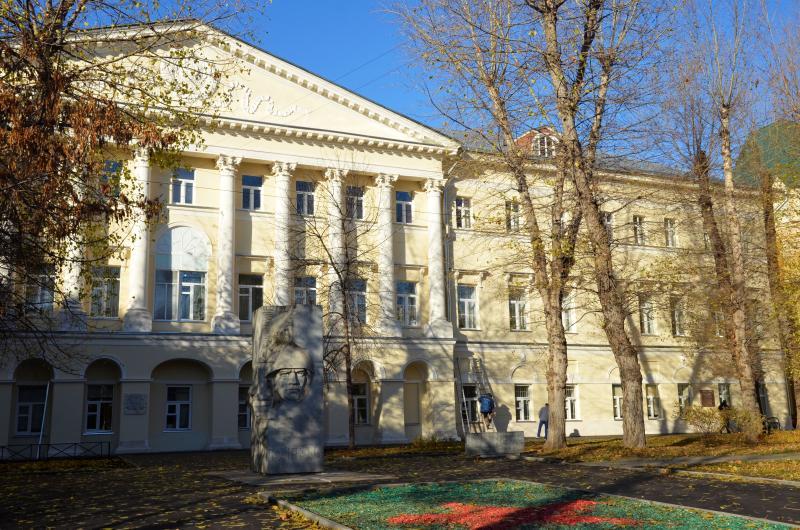 День армянской письменности отметят в лингвистическом университете. Фото: Анна Быкова
