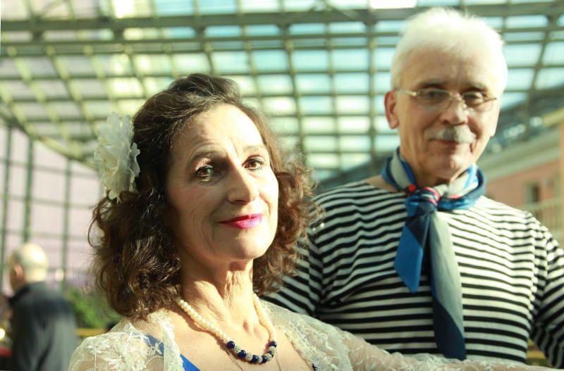 Пары поздравят с юбилеем совместной жизни в Мещанском районе. Фото: Наталия Нечаева, «Вечерняя Москва»