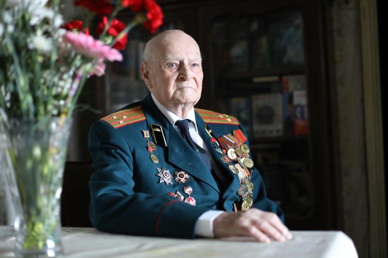Собрание Совета ветеранов проведут в районе Якиманка