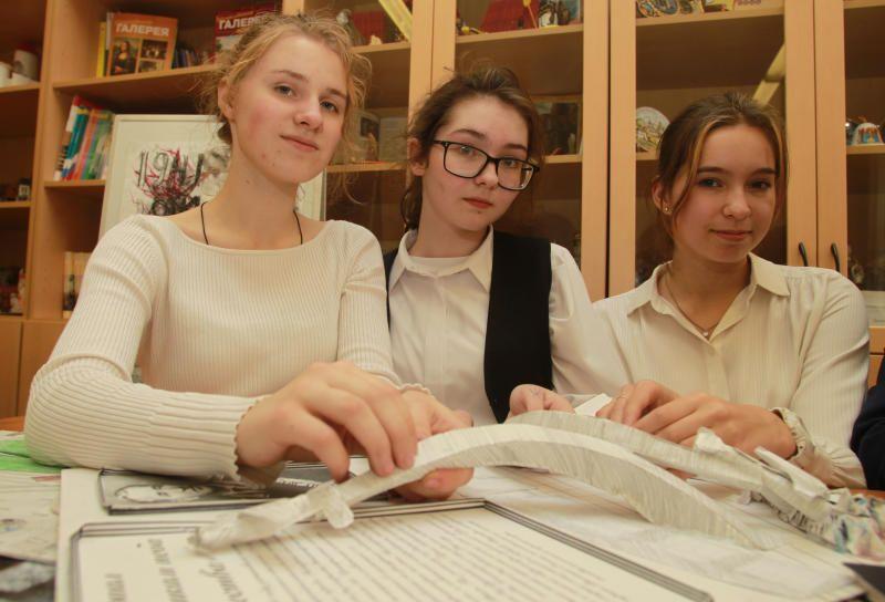 Дебаты состоятся в школе на территории района Арбат. Фото: Наталия Нечаева, «Вечерняя Москва»