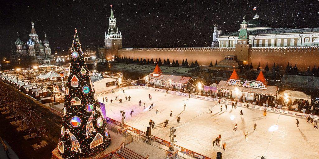 Москва заняла шестое место в списке лучших городов мира