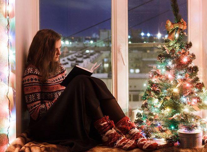 Новогоднее настроение, приди!