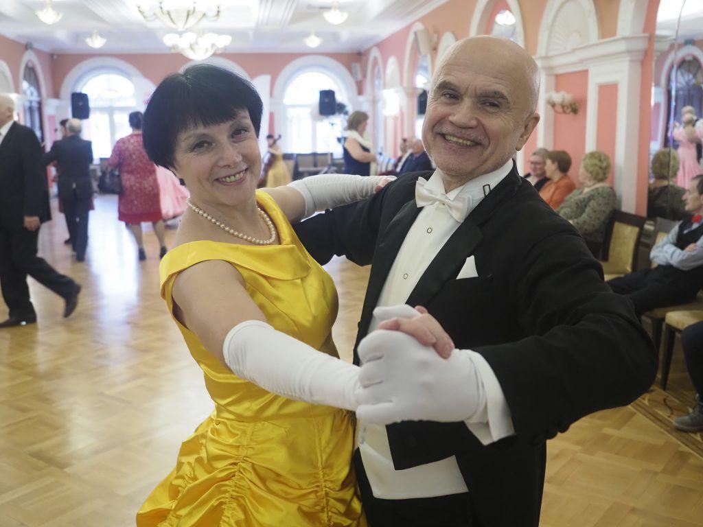 Грация исторического танца