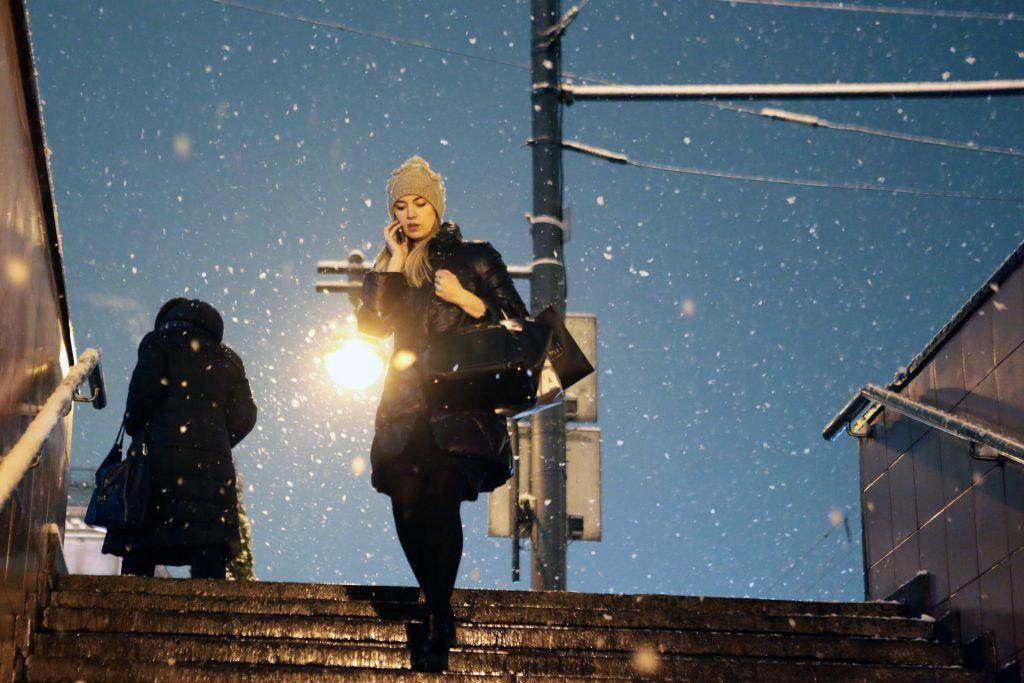 Москве пообещали холодный вторник