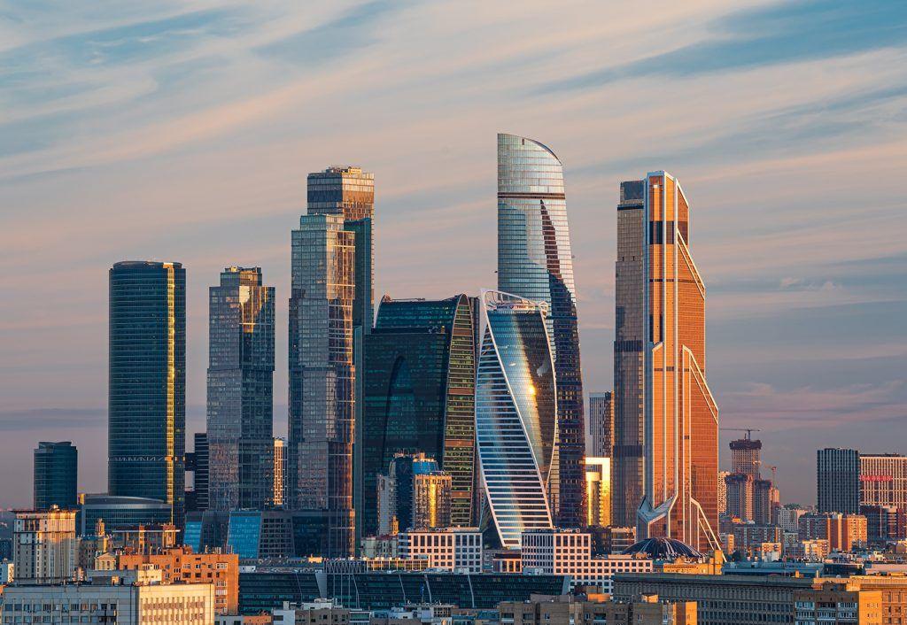 Новый небоскреб «Москва-Сити» поставили на учет