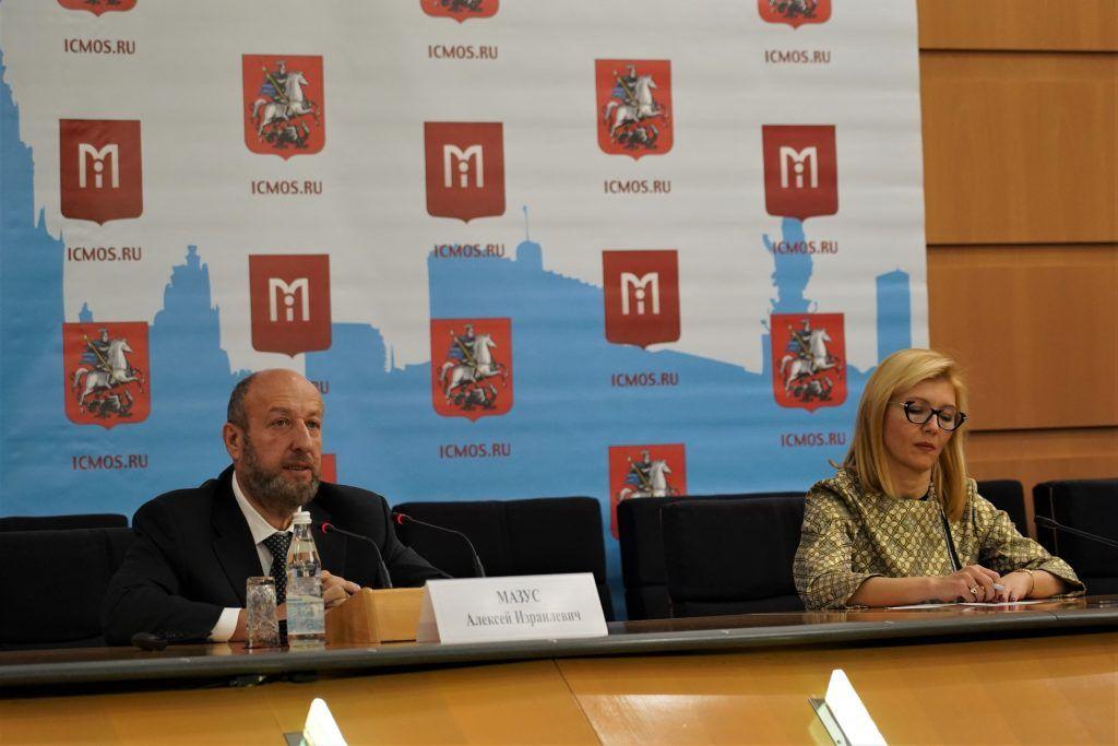Пресс-конференция «ВИЧ + безопасность. Первый урок. Мнение родителей и врачей» прошла в Информационном центре Правительства Москвы