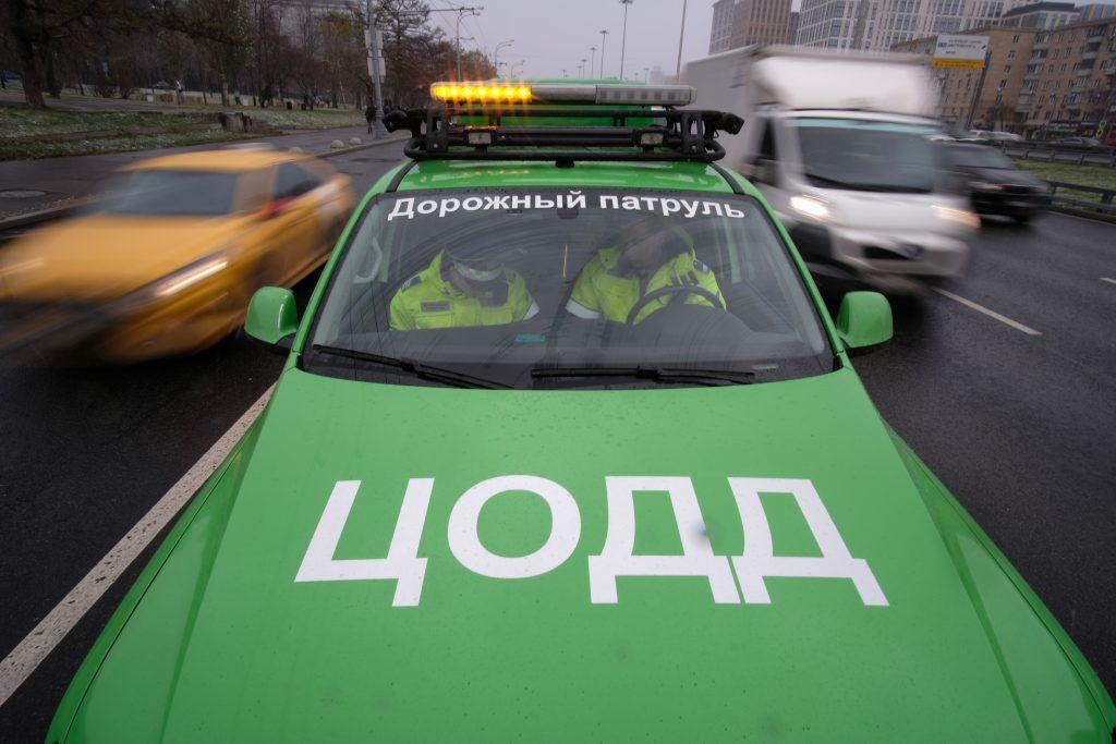 ЦОДД посоветовал московским водителям сесть на метро в пятницу